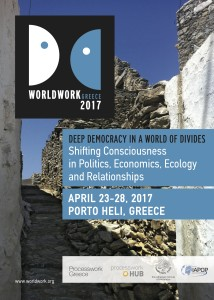 WORLDWORK 2017 Greece Poster